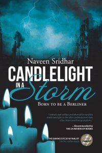 Candlelight in a Storm by Naveen Sridhar